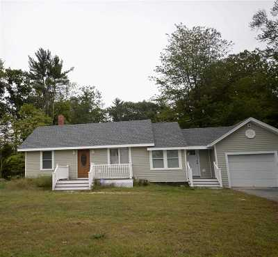 Somersworth Single Family Home For Sale: 427 Route 108 Route