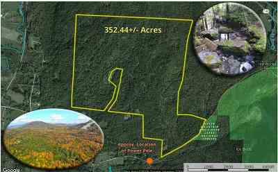 Wallingford Residential Lots & Land For Sale: 435 Ice Bed Rd