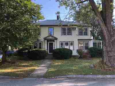 Nashua Single Family Home For Sale: 5 Dinsmore Street
