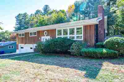 Manchester Single Family Home For Sale: 2071 River Road