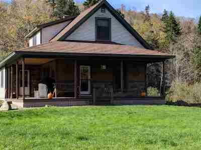 Whiting Single Family Home For Sale: 9671 Route 100 South Highway