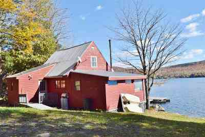 Essex County Single Family Home For Sale: 673 Maidstone Lake Westside Road