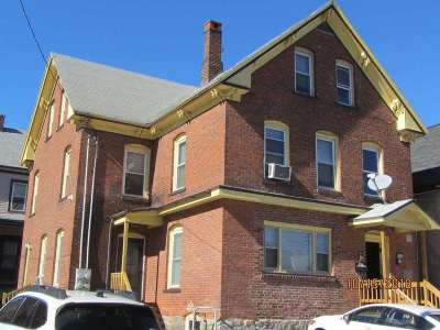 Manchester Multi Family Home For Sale: 15, 21 Wheelock St.