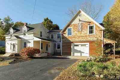Kingston Single Family Home For Sale: 14 Bartlett Street
