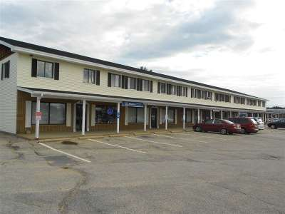 Concord Commercial Lease For Lease: 163 Manchester Street #5