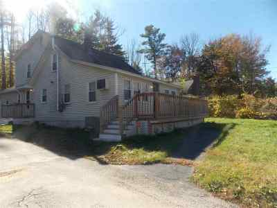 Windham Single Family Home For Sale: 189 Range Road