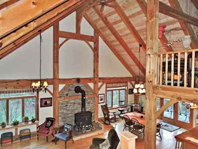 Chittenden County Single Family Home For Sale: 85 Texas Brook Road