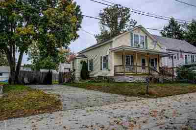 Manchester Single Family Home For Sale: 104 Dudley Street