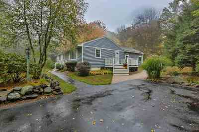 Goffstown Single Family Home Active Under Contract: 447 Paige Hill Road