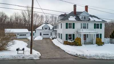 Pittsfield Single Family Home For Sale: 55 Fairview Drive #Lot 21,