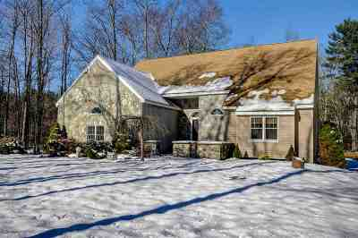 Salem Single Family Home For Sale: 59 Town Farm Road