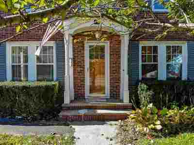Manchester Single Family Home Active Under Contract: 44 Mammoth Road