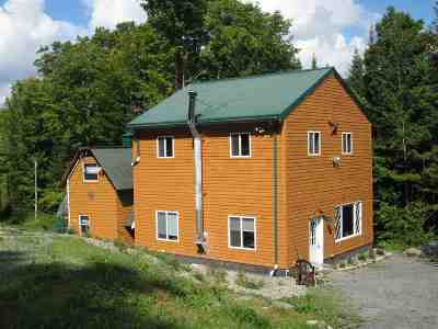 Littleton NH Single Family Home For Sale: $139,000