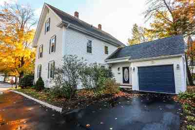 Milford Single Family Home Active Under Contract: 2 Belmont Drive