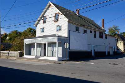 Manchester Commercial For Sale: 159 S Main Street