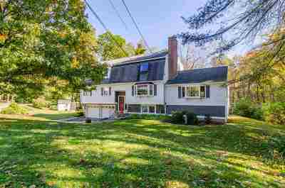 Nashua Single Family Home For Sale: 71 Pioneer Drive