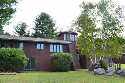 Monkton Single Family Home For Sale: 248 Boro Hill Road