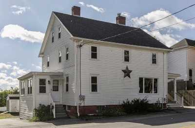 Strafford County Multi Family Home For Sale: 25-27 Chapel Street
