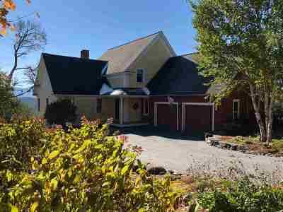 Stowe Single Family Home For Sale: 37 Kirkwood Lane