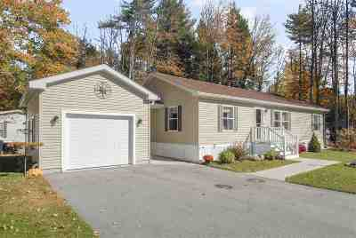 Strafford County Mobile/Manufactured For Sale: 3 Durgin Drive Annex
