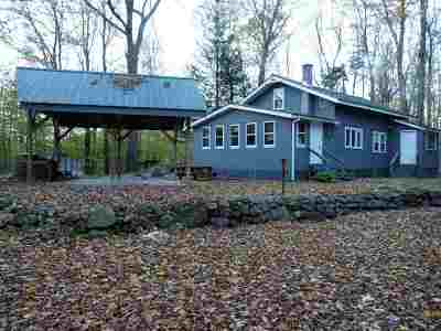 Single Family Home For Sale: 2709 Old Turnpike Road
