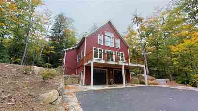 Merrimack County Single Family Home Active Under Contract: 37 Whiskey Pine Road