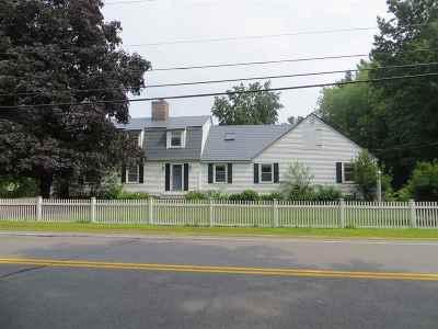Merrimack Single Family Home For Sale: 33 Bedford Road