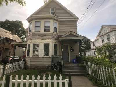 Chittenden County Multi Family Home For Sale: 15-17 Weston Street