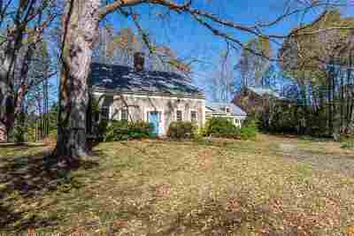 Hollis Single Family Home Active Under Contract: 336 Wheeler Road