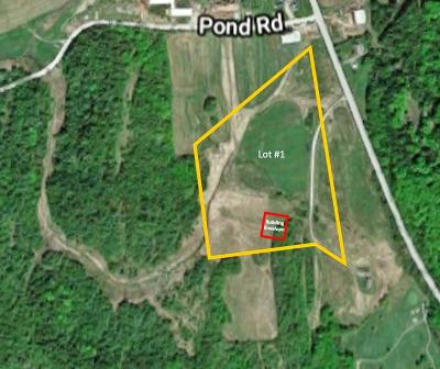 Chittenden County Residential Lots & Land For Sale: Lot 1 Scout Farm Road