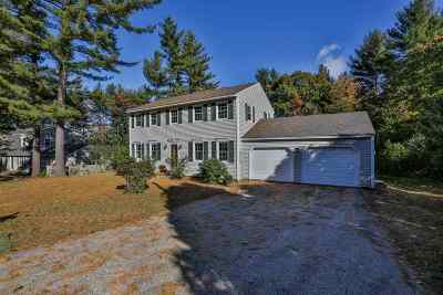 Manchester Single Family Home For Sale: 124 Camelot Drive