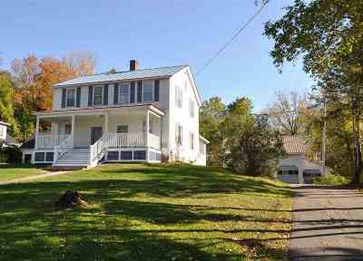 Middlebury Single Family Home Active Under Contract: 24 High Street