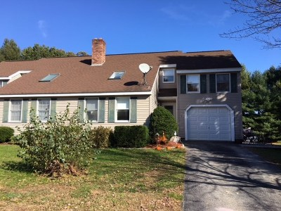Londonderry NH Single Family Home For Sale: $225,000