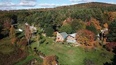 Merrimack County Single Family Home For Sale: 348 103a Route