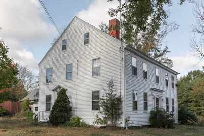 North Hampton Single Family Home For Sale: 6 Cedar Road