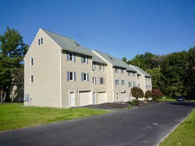 Strafford County Condo/Townhouse For Sale: 36 Ford's Landing