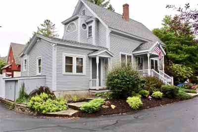 Concord Single Family Home For Sale: 52 Hall Street