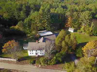 Merrimack County Single Family Home For Sale: 50 Old Stagecoach Road