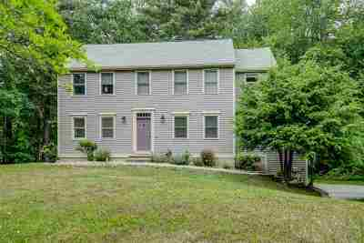 Bedford Single Family Home Active Under Contract: 29 Federation Road