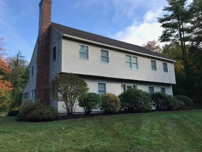 Merrimack County Single Family Home For Sale: 88 Winslow Road