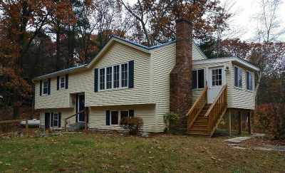 Londonderry Single Family Home For Sale: 207 High Range Road