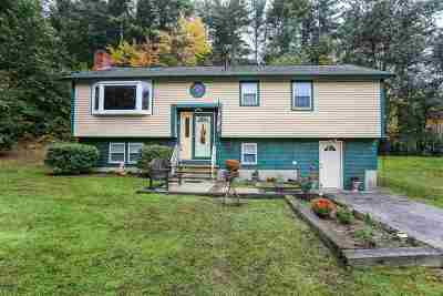 Londonderry NH Single Family Home For Sale: $275,000