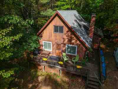 Conway Single Family Home Active Under Contract: 145 Old Goshen Road