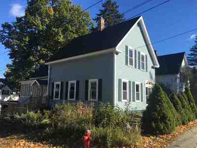 Franklin Single Family Home Active Under Contract: 72 Pine Street