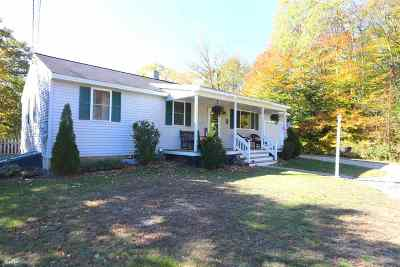 Alexandria Single Family Home Active Under Contract: 388 Smith River Road