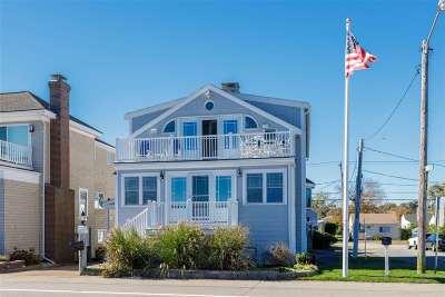 Hampton Single Family Home For Sale: 907 Ocean Boulevard