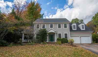 Williston Single Family Home For Sale: 148 Barrett Lane