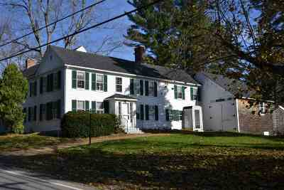 Belknap County Single Family Home For Sale: 477 Province Road