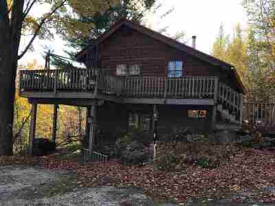 Franklin County Single Family Home For Sale: 395 Green Mountain Road