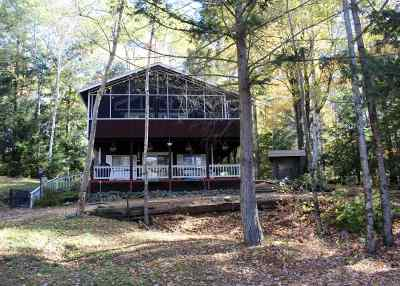 Single Family Home For Sale: 294 White Mountain Road